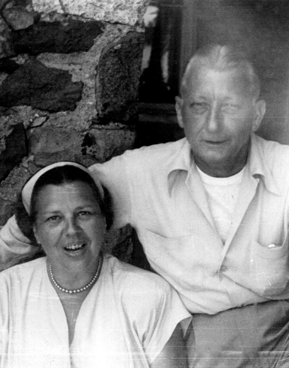 Helene & Roy M. Taylor