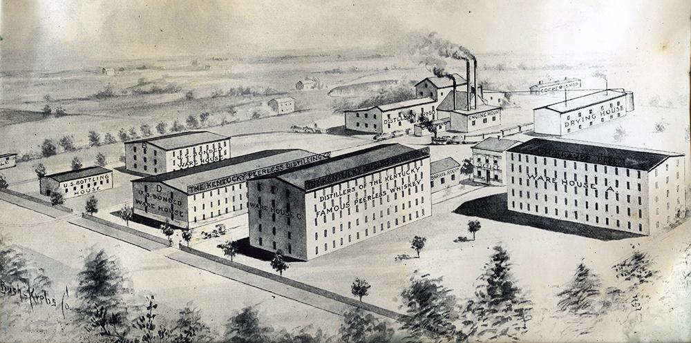 Historical-Kentucky-Peerless-Distilling-Company