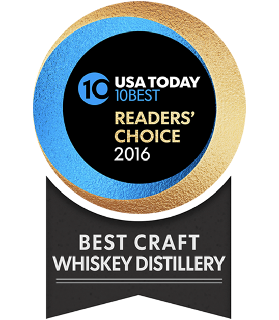 Best Craft Whiskey Distillery USA Today