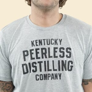 Kentucky Peerless Distilling Short Sleeve Tee