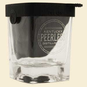 Peerless Whiskey Wedge Glass
