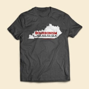 Kentucky Peerless Bourbonism tee