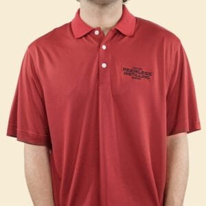 Kentucky Peerless Red Polo Shirt
