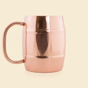 Peerless Copper Mug