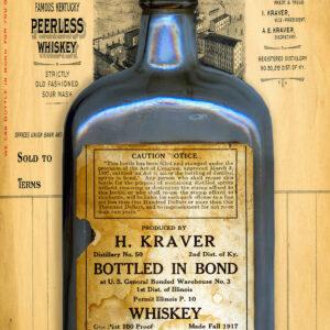 Kentucky Peerless Medicinal Whiskey