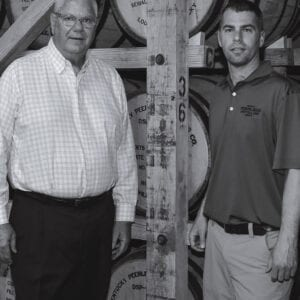 Corky and Carson Taylor (Fourth and Fifth Generation)