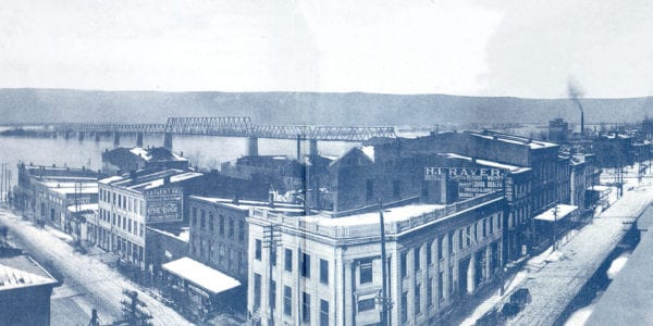 Historical Henderson Kentucky