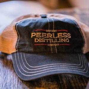 peerless mesh hat
