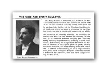 Article from Wine and Spirit Bulletin