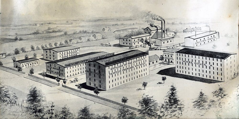 Historical-Kentucky-Peerless-Distilling-Company