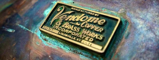 Vendome Copper and Brass