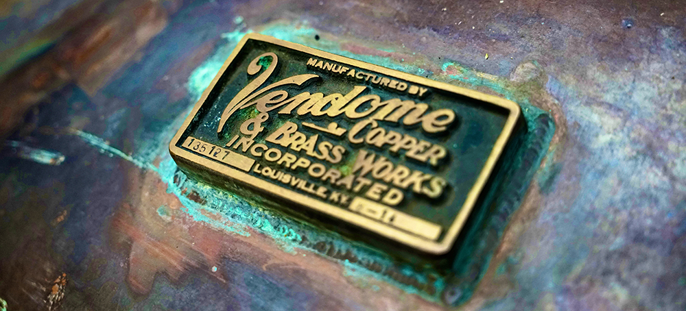 Vendome Copper and Brass