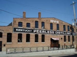Kentucky Peerless Distilling is located at 120 N. 10th St. in Louisville. | Photo by James Natsis