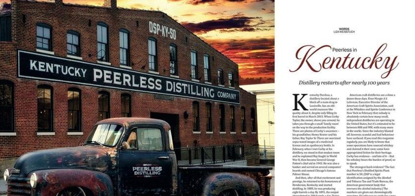 Whisky-Magazine Kentucky Peerless Distilling Co.