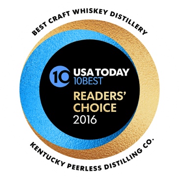 Craft whiskey distillery10Best Readers' Choice Awards