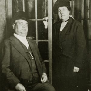 Henry and Ida Kraver (Circa 1932)