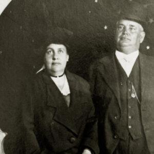 Henry and Ida Kraver (Circa 1930)