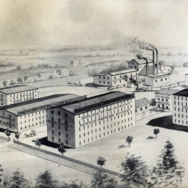 Detailed illustration of Kentucky Peerless operation (Circa 1905)