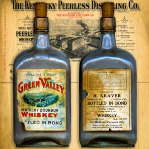 Kentucky Peerless Medicinal Whiskey