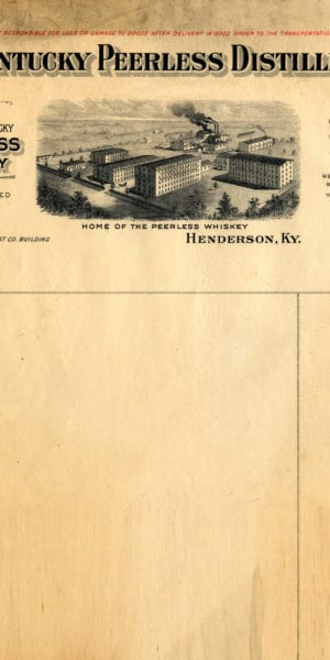 Original Peerless Distilling Stationary (Circa 1910)