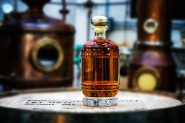 Kentucky Peerless Bottle Reveal