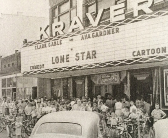 Kraver Movie Theater Henderson Kentucky