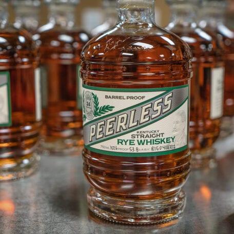 Peerless Rye - Bottling Line-7
