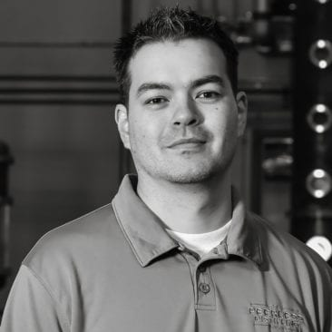Drew Tyler / Cooking & Bottling Line Operator