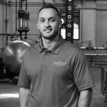 Nick Klee / Distiller & Production Coordinator