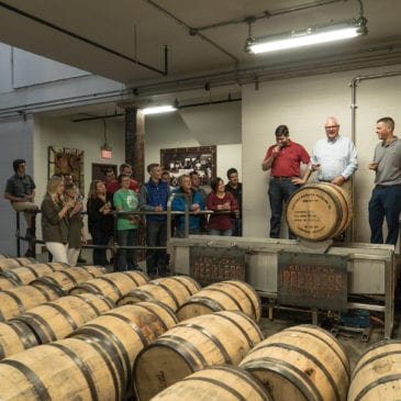 First Barrel Dump – Photos