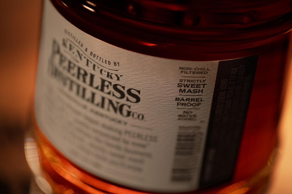 Peerless the best Rye Whiskey