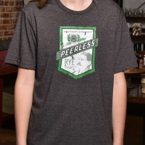 Peerless Rye Shield Tee