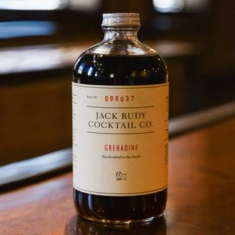 Jack Rudy Grenadine
