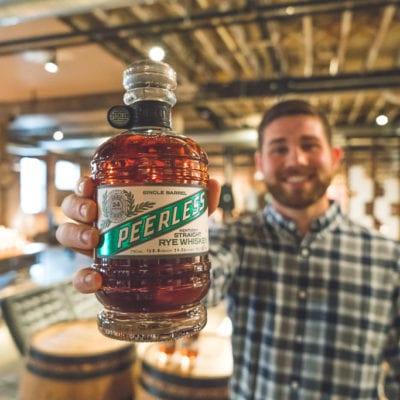 Peerless Rye Whiskey Single Barrel Release