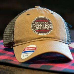 Peerless Barrel Head Tan Hat