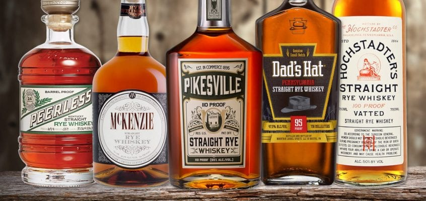 Try Rye: Explore America's Other Whiskey With These 8 Bottles