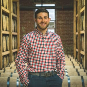 Caleb Kilburn Peerless Head Distiller