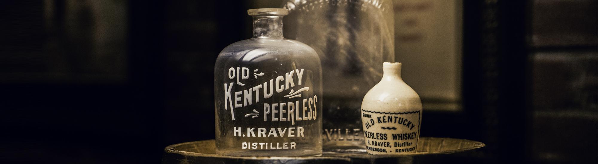 Peerless Distilling Timeline