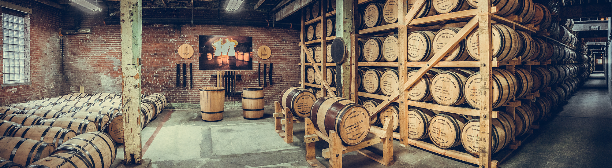 Visit best distillery in kentucky peerless