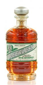 3-Year-Old Peerless Kentucky Straight Rye Whiskey