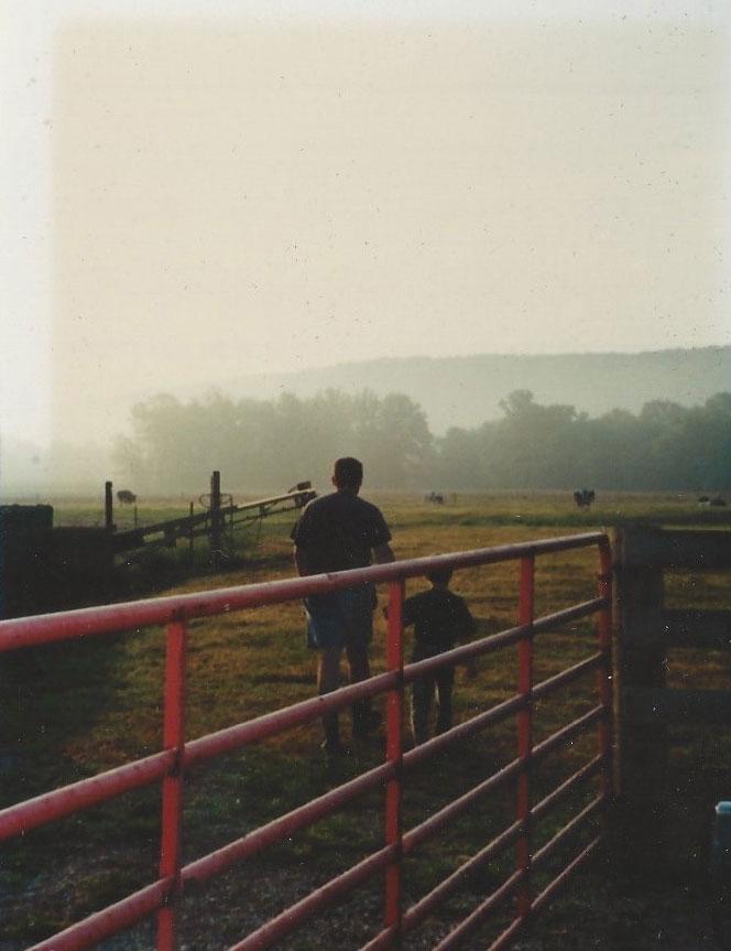 Caleb-Ira-Kilburn-Walking