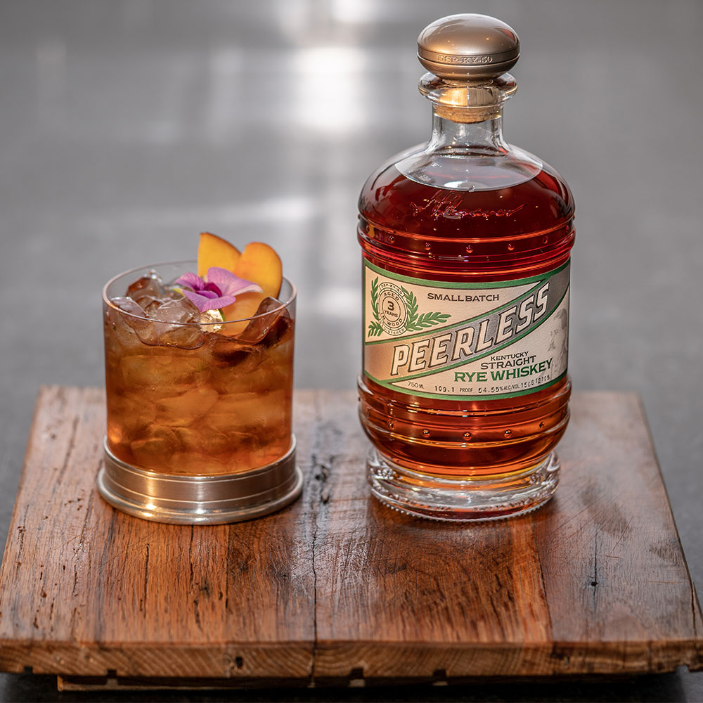 Peach Tree Old Fashioned