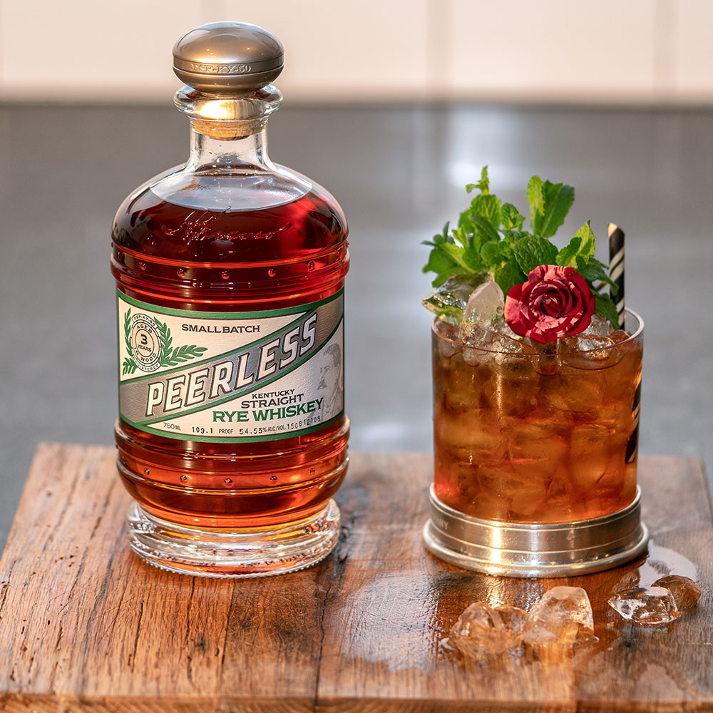 Peerless Maple Mint Julep