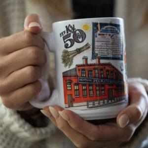 Peerless Art Mug