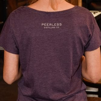 Peerless-Purple-50-Tee-Ladies-back