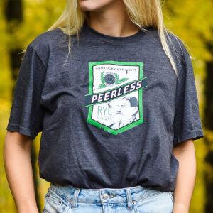 Peerless Rye Shield T-Shirt