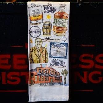 Peerless Tea Towel