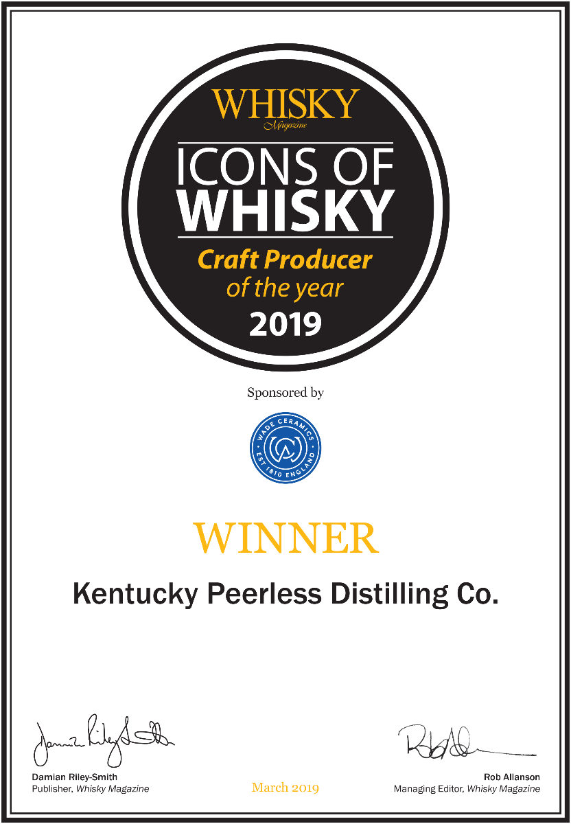 This year's Icons of Whisky Awards