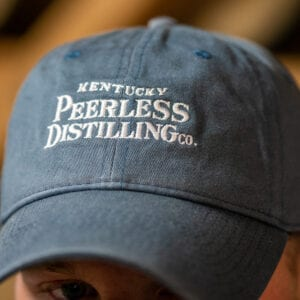 Heathered Blue Peerless Hat