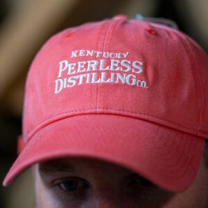 Heathered Coral Peerless Hat